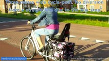 Ten Bus Stop Bypasses for Bicycles. Dutch cycling infrastructure demonstrated and explained