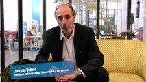 L'Incubateur HEC c'est gratuit et c'est à Paris, Laurent Didier #HEC4Entrepreneurs