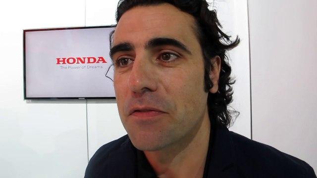 Honda Racing w/ Dario Franchitti on Racing Sponsorships