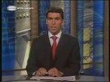 Acidente do Ilha Azul na Ilha Graciosa RTP AÇORES 26 AGO 07