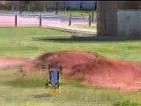 rc nitro buggy extreme skatepark jumping