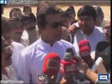 Chairman PTI Imran Khan Says KPK Local Body Elections Are A Revolution 30 May 2015