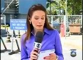 Repórter da Globo se embaralha ao vivo no Jornal Hoje
