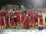 Final of DG Rangers Football Tournament 2015, Karachi West Won DG Rangers Football Tournament 2015