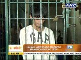 Suspected robber nabbed in Manila