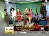The CompanY performs on 'UKG'