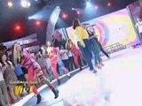 'Whoops Kiri Whoops' singers dance with Vice