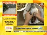 Rainy day recipe: Sinanglay na may halaan