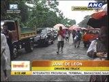 Floods ravage Zamboanga City