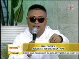 Andrew E shows off rapping prowess on 'UKG'