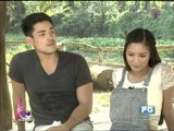 Kim, Xian admit they're exclusively seeing each other