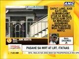 Punto por Punto: Pasahe sa MRT, LRT, tataas