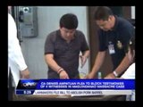 CA denies Ampatuan plea to block witnesses' testimonies