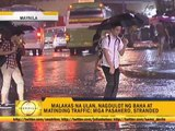 Floods snarl Metro Manila traffic anew