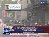 Fans line up for tickets to see LeBron in Manila