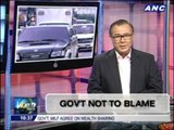 Teditorial  Gov't not to blame