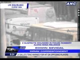 2 suspects shot in EDSA bus robbery