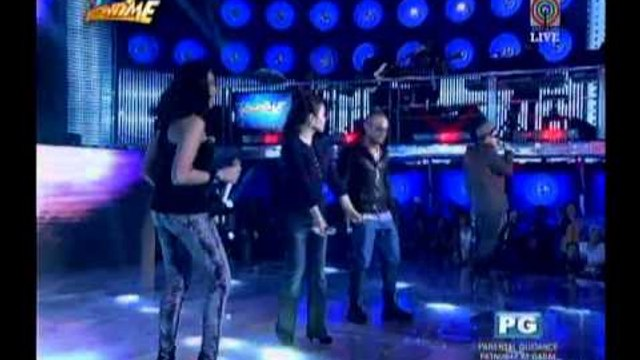 4 'Voice PH' coaches in rare number on 'Showtime'