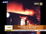Fire razes Makati apartment