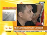 Man nabbed in Cavite drug bust