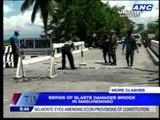 Breakaway Moro rebels continue attacks