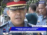 Absentee Manila cops face sacking