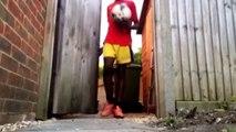 Touzani flick - Epic football freestyle skill Tutorial
