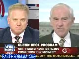 """Ron Paul on Glenn Beck """"Powerful Elite will have a World Currency...People really have to Wake Up!"""""""