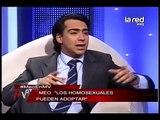 """Marco Enríquez-Ominami: """"yo creo en el matrimonio homosexual y la homoparentalidad"""""""