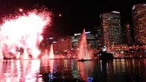 Vivid Sydney 2014 - Darling Harbour - Fireworks and Laser Show Light Festival HD 52