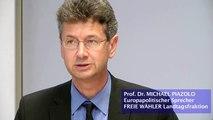 ESM-Urteil Bundesverfassungsgericht: Reaktion Prof. Dr. Michael Piazolo - FREIE WÄHLER