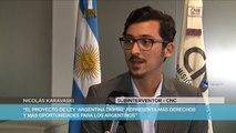 """Para la CNC, proyecto de ley de Argentina Digital representa """"más derechos y más oportunidades"""""""