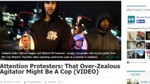 Exposed! More Undercover Cops Caught Infiltrating Protests!