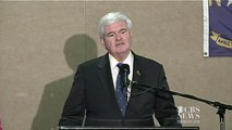 """Gingrich to take """"realistic"""" look at campaign future"""
