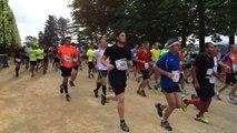 Départ du 11e marathon Poitiers-Futuroscope - Dimanche 31 mai 2015