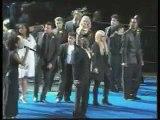 Funeral de Michael Jackson TODAS LAS CANCIONES CANTADA EN EL FUNERAL