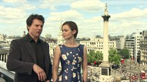 Edge of Tomorrow (2014) Exclusive Tom Cruise & Emily Blunt Interview