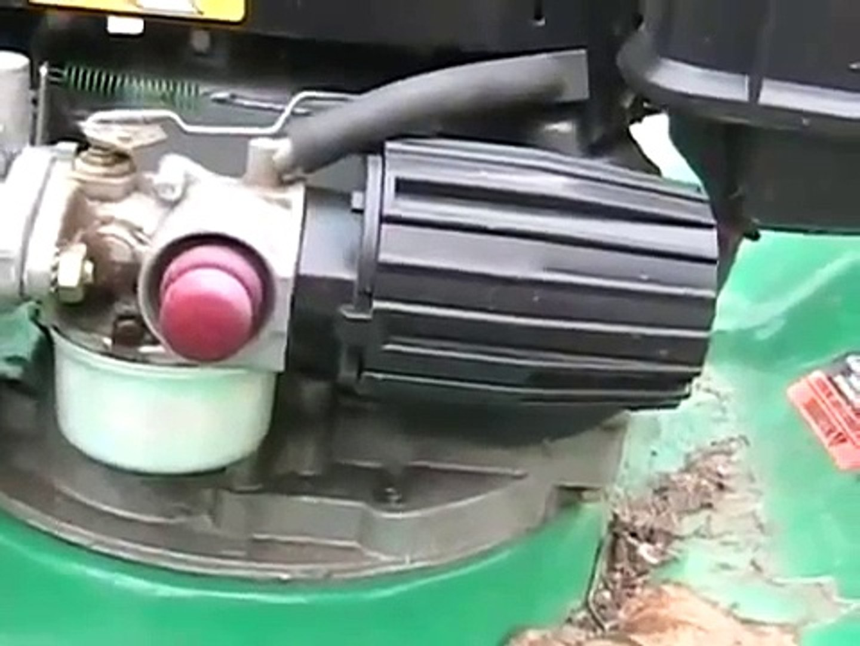 how to tecumseh lawnmower speed and governor adjustments - small engine  Davidsfarmison[bliptv]now