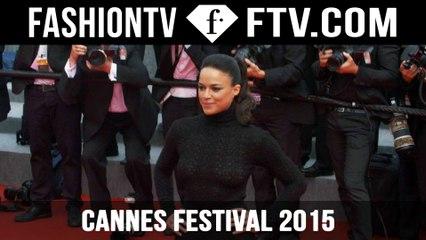 Cannes Film Festival 2015 - Day Twelve pt. 2 | FashionTV