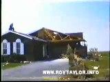 Plainfield IL Tornado 1990 : Wheatland Plains Subdivision