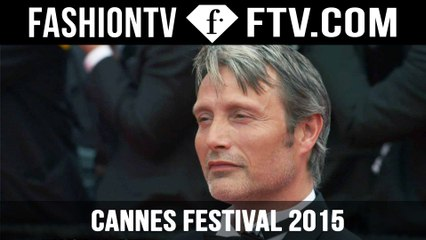Cannes Film Festival 2015 - Day Twelve pt. 3 | FashionTV