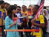 Aksi Datuk Siti Nurhaliza jadi pembaca berita Astro Awani