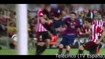 Golazo de Leo Messi al Athletic Club narrado por radios y televisiones | 30/05/2015 Amazing Goal