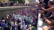 JSK, 3 000 supporters dans la rue