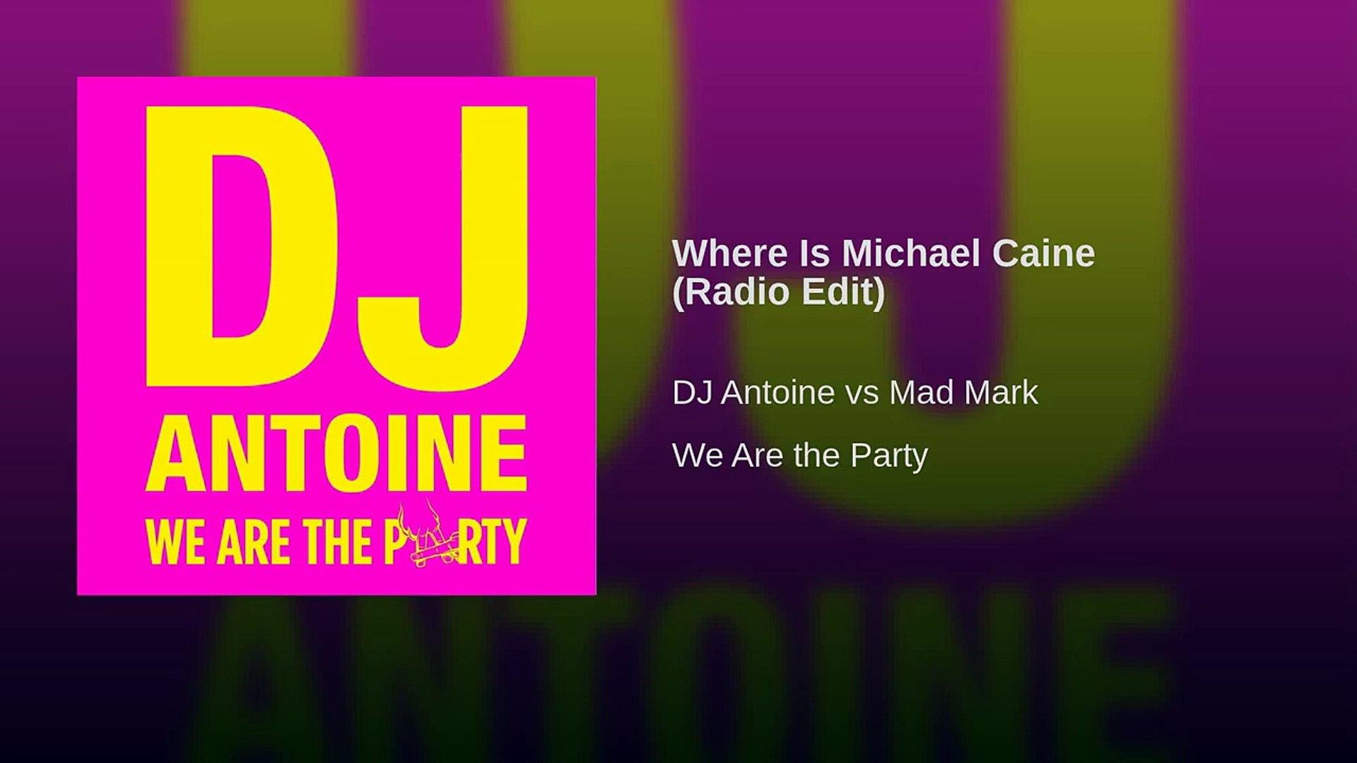 Where Is Michael Caine (Radio Edit)