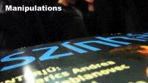 BOJAN JABLANOVEC on MANIPULATIONS - TESZT 2015