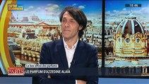 Le box office des parfums: Le parfum d'Azzedine Alaïa - 31/05