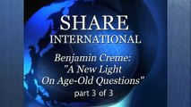 Teil 3: Benjamin Creme über Engel, Energien, Liebe, Bewusstsein. Alte Fragen neu betrachtet!