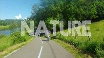 Suivez le Doubs à vélo / Folgen Sie dem Fluss Doubs auf dem Fahrrad