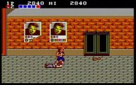 Double Dragon - Level 1 (Sega Master System)